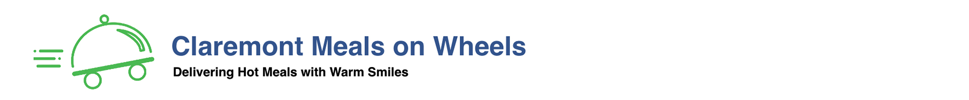 Claremont Meals On Wheels Logo